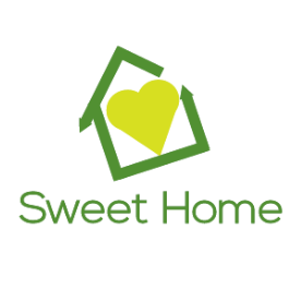 Logo SweetHome weiss